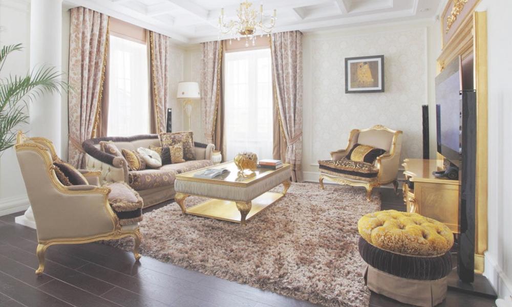 Классический стиль в мебели и интерьере