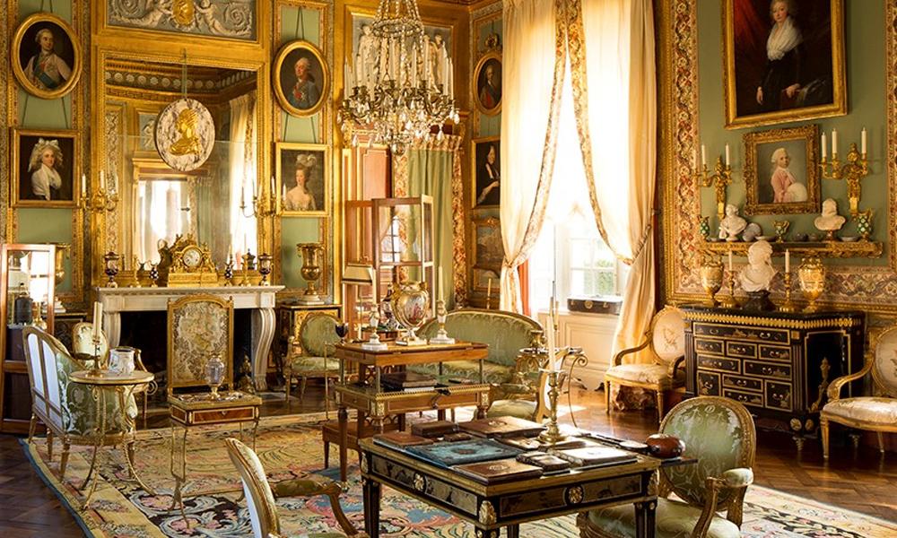 Мебель и интерьер Барокко