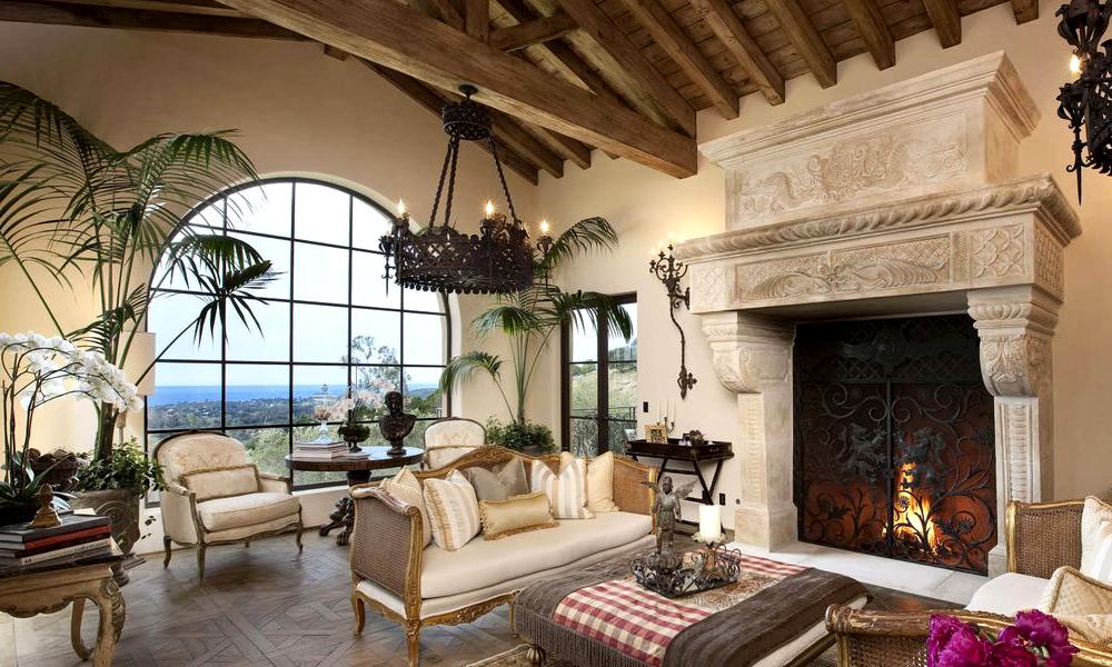 Мебель и интерьер в колониальном стиле
