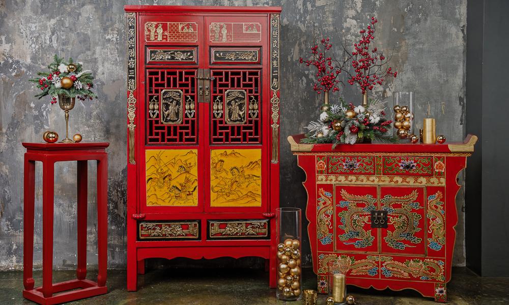 Мебель в традиционном китайском стиле